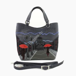 dd8885578929 Женские сумки с аппликациями - купить в Москве по выгодной цене
