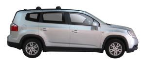 Багажник Whispbar FlushBar для Chevrolet Orlando 2020, 5 Door MPV 2020 - 2020