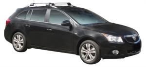 Багажник Whispbar FlushBar Chevrolet Cruze универсал, 5 Door Estate 2020   (Rails) c рейлингами