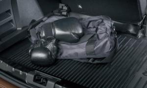 LADA ковер в багажник полиуретановый xra