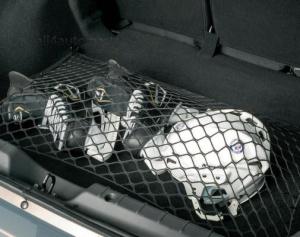 LADA сетка в багажник vesta