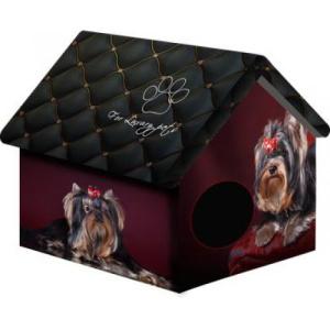 Дом PERSEILINE Дизайн для животных, Йорк, 33*33*40 см, 600 гр