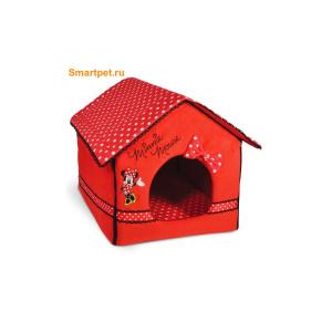 Triol Домик для собак и кошек Minnie 50х40х40см. 50х40х40см