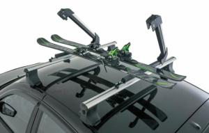 LADA крепление на багажник для перевозки лыж