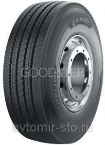 Michelin MULTI F 385/65 R22.5