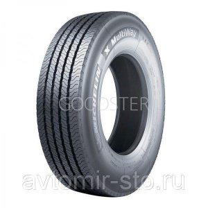 Michelin X MULTIWAY HD XZE 385/65 R22.5