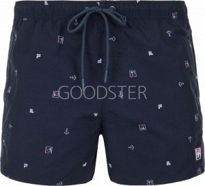 3025d9b9b3d5 Плавки шорты мужские fila - купить в Москве по выгодной цене