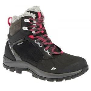 407627c0c ботинки QUECHUA Женские Ботинки Для Зимних Походов Sh520 X-warm Mid