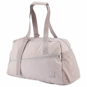 7b4b8243 Спортивная сумка Enhanced Women's Active Reebok ashen lilac