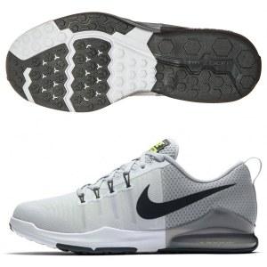 230b920e Кроссовки беговые Nike Zoom Train Action, белый, 44.5, Тренировочный,  синтетика