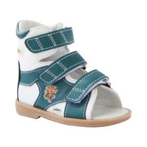433661ffd Ортопедические сандалии с высоким берцем для девочек, Ortmann Kids Vega,  размер: 28