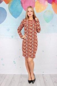 f763152110b0c73 Трикотажные платья костюмы - купить в Москве по выгодной цене