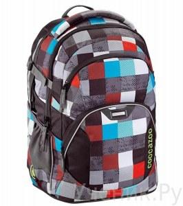 a968c09b045c Рюкзак школьный Hama COOCAZOO JobJobber 2 Checkmate Blue Red