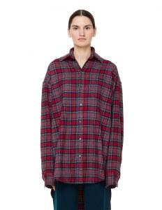 1350873218b86b0 Рубашки фланелевые в клетку - купить в Москве по выгодной цене