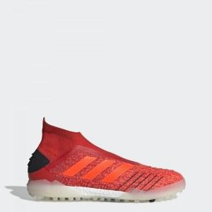 35afb4f0 Футбольные бутсы Predator Tango 19+ TF adidas Performance active red /  solar red / core
