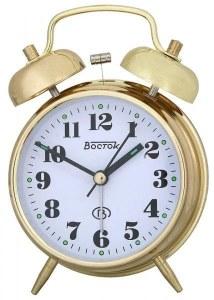 4e951fd3 Кварцевые часы-будильники Колесо - купить в Москве по выгодной цене