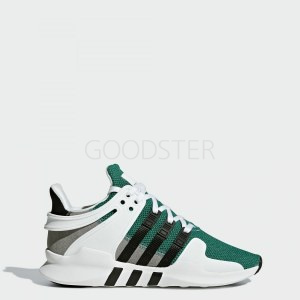 dfe1371c3 Кроссовки EQT Support ADV adidas Originals sub green / core black / ftwr  white
