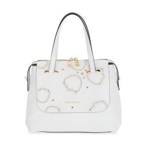 f114f5469503 Кожаные белые сумки Fiato Dream - купить в Москве по выгодной цене