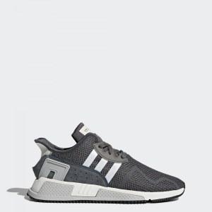 4b0f9a1a Кроссовки EQT Cushion ADV adidas Originals grey five / ftwr white / crystal  white
