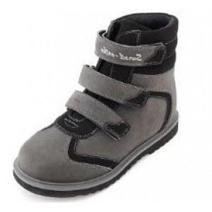 3d2afeb4a Детская ортопедическая обувь ботинки демисезонные Сурсил Орто (Sursil-Ortho)  23-210