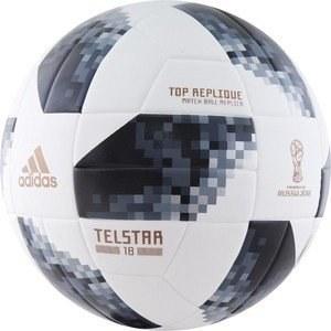 e8d06e21 Мяч футбольный Adidas WC2018 Telstar Top Replique (CE8091) р.5 FIFA Quality