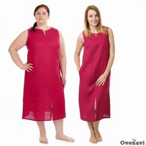3dfce46c1e09ea0 Льняные платья - купить в Москве по выгодной цене