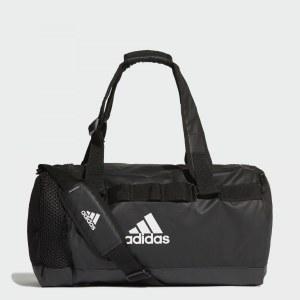 891b71622272 Спортивная сумка Training Convertible adidas Performance Black / Black /  White