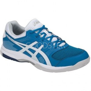 4834dd45 Кроссовки волейбольные Asics Gel-Rocket 8, 46.5, синий, Для разного уровня