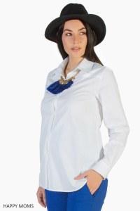5c5d21b4bd5 Белое платье рубашка - купить в Москве по выгодной цене