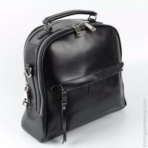 58ddd5b12b33 Женские кожаные сумки-рюкзаки - купить в Москве по выгодной цене