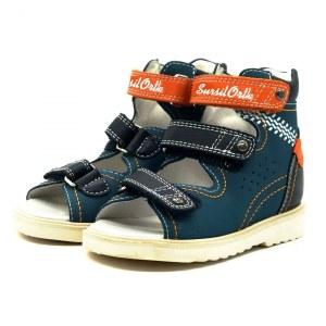 76afaddde Детская летняя обувь Сурсил-Орто 13 - 102 (22 размер) - купить в ...