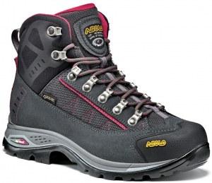 24d7a8bdc Ботинки Для Хайкинга (Высокие) Asolo Patrol Gv Shark / Gunmetal (Uk:3
