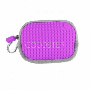 d04550395dd6 Upixel Маленькая пиксельная сумочка Cotton Pouch WY-B006 Фиолетовый