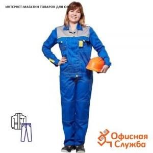 8418de778fd Москва В магазин · Костюм рабочий летний женский Профессионал-1 (р.44-46)  158-